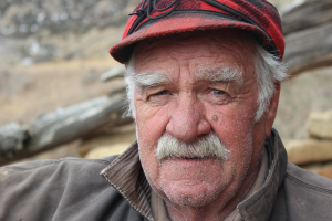 "Art ""Bunny"" Hayes, rancher – Tongue River (Montana) (Photo: Clay Scott)"